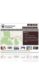 Locksmith Wendell Depot MA - Emergency Locksmith Wendell Depot MA