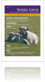 Sussex Local Magazine Arundel March 2012