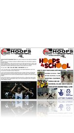 HOOPS IN SCHOOLS 2012 - FREE BASKETBALL COACHING