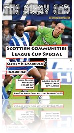 Scottish League Cup Final 2012: Celtic v Kilmarnock