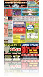 American Classifieds of Knoxville 03-08-12 Edition