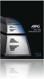 Catalogue APG 2012 (English)
