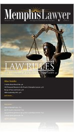 Law Rules cover story - Jan/Feb 2012