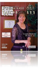 Prescott Woman Magazine - April/May 2012 - Home Improvement Edition
