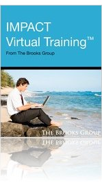 The Brooks Group's IMPACT Virtual Training
