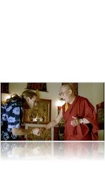 Jeremy Gilley and The Dalai Lama