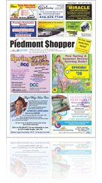 Piedmont Shopper 4.5.12