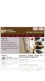 Locksmith Oakton VA - Local Locksmith in Oakton VA