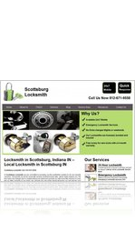 Locksmith Scottsburg IN - 24 Hr Locksmith Scottsburg IN