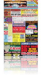 American Classifieds of Knoxville 04-12-12 Edition