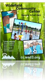 Widefield Community Center - Summer & Fall 2012