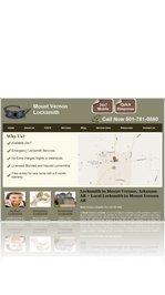 Locksmith Mount Vernon AR - 24 Hr Locksmith Mount Vernon AR