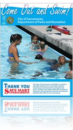 Come Out and Swim! Summer Aquatics 2012 - City of Sacramento, Parks and Recreation
