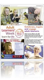 Adult Learners Week 2012