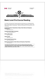 CNRN Basic Level Pre-Course Reading