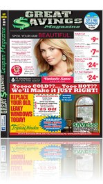 Great Savings Magazine, East Hernando Edition May 2012