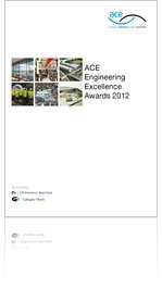 Engineering Excelence Awards post event brochure