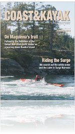 Summer 2012 Coast&Kayak Magazine