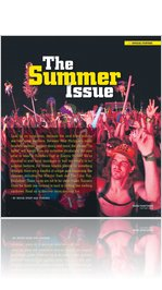 REVUE Special Feature: The Summer Issue, June 2012