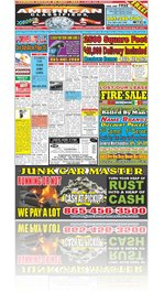 American Classifieds of Knoxville 05-31-12 Edition