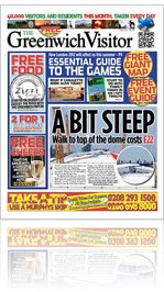 The Greenwich Visitor June 2012