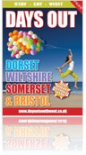 HOLIDAY MAGAZINE FOR DORSET - WILTSHIRE - SOMERSET & BRISTOL