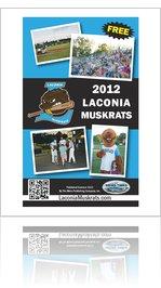 2012 Laconia Muskrat Baseball Team