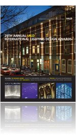 29TH ANNUAL IALD INTERNATIONAL LIGHTING DESIGN AWARDS