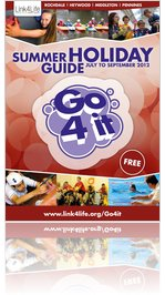 Go4it Summer Holiday Guide 2012