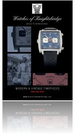 Watches of Knightbridge 14th July Catalogue