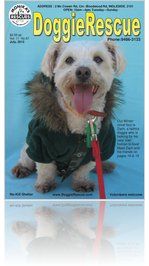 DoggieRescue E-Magazine July 2012
