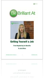 Be Brilliant At Getting Yourself a Job
