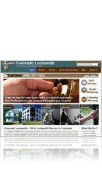 Colorado Locksmith - Emergency Locksmith CO