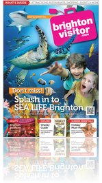 Brighton Visitor Issue 42 / Summer 2012