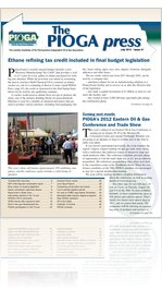 The PIOGA Press - July 2012