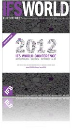 IFS World Magazine Europe West Summer 2012