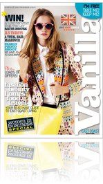Vanilla Magazine Aug-Sept 2012