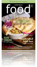 Food Magazine September 2012