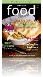 Food Magazine September 2012