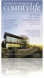 Monmouthshire County Life Aug-Sept 2012