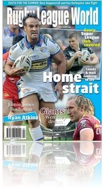 Rugby League World - Aug 2009