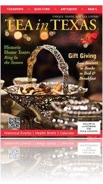 Tea inTexas  Nov/Dec 2012