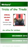 DEC 2012 WRITERS' TRICKS OF THE TRADE EZINE