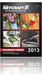 Janns Netcraft 2013 Fishing Tackle Catalog