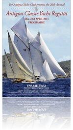 Antigua Classic Yacht Regatta Programme 2013