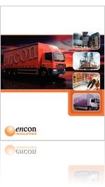 Construction Magazine - Encon Brochure