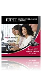 IUPUI Catalog Fall 2009