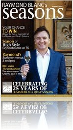 Raymond Blanc's Seasons: Summer 2009