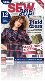 Sew Hip Magazine, issue 2
