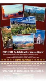 2009-2010 SaddleBrooke Source Book